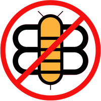 Not the Bee logo
